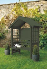 Old English Green Arbour Colour
