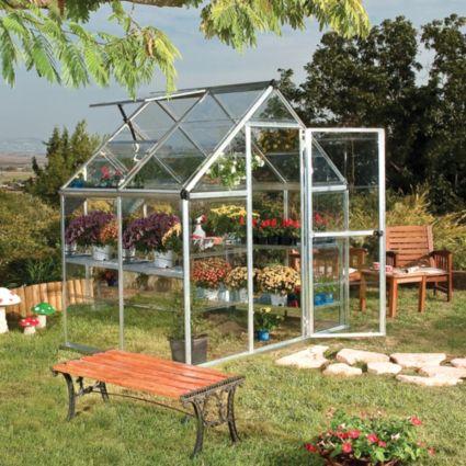 6 x 4 Harmony Greenhouse