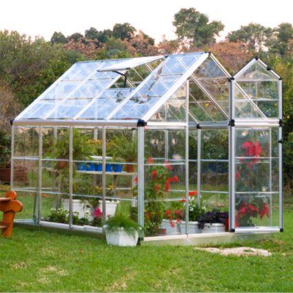Mid range greenhouses