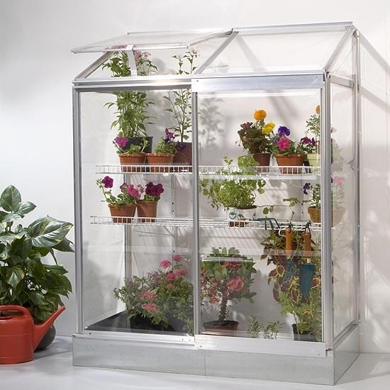 Lean To Greenhouse 4 x 2