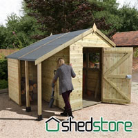 This is one of our top 10 garden sheds